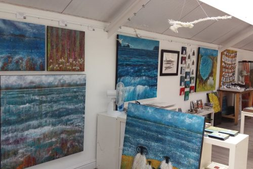 Skyeworks Gallery in Portree