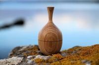 Woodturner John Parsons